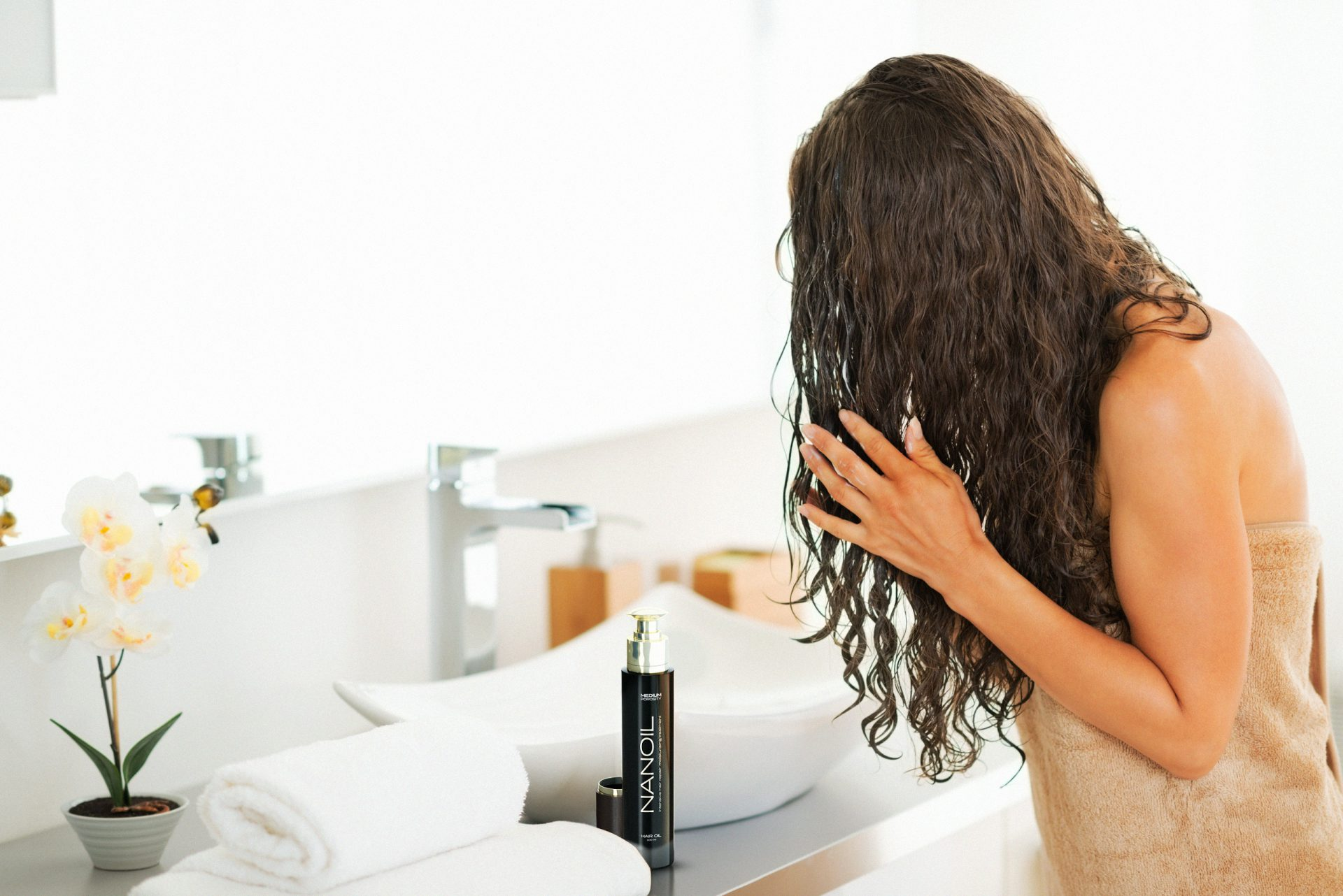 Das Haaröl Nanoil